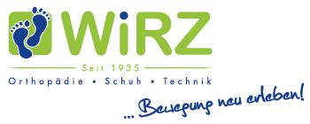 Wirz Orthopädie Schuh Technik | 53902 Bad Münstereifel Logo